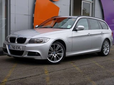 review our 2010 bmw 318d m sport business edition touring for sale in hampshire youtube. Black Bedroom Furniture Sets. Home Design Ideas