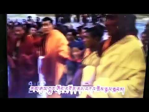 Ds high lama in Tibet