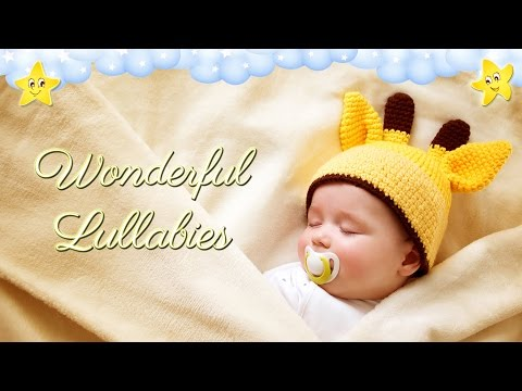Super Soothing Baby Bedtime Sleep Music ♥♥♥ Relaxing Lullaby