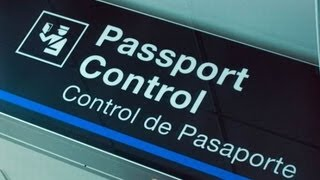 видео: Passport control Antalia International Airport Terminal 2 - Turkey (Международный аэропорт Анталии)