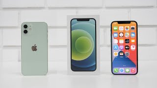 iPhone 12 Green Color Unboxing & Overview (Retail Indian Unit)