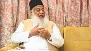AzaanTv Exclusive Interview with Dr Israr Ahmed (late) Part I