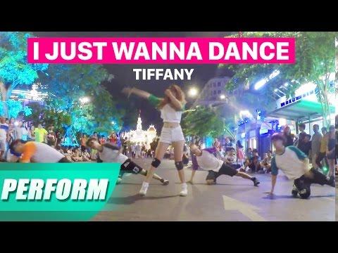 Lốc Cốc Show 10 | I Just Wanna Dance - Tiffany  | Panoma Dance Crew | Phố đi Bộ Nguyễn Huệ