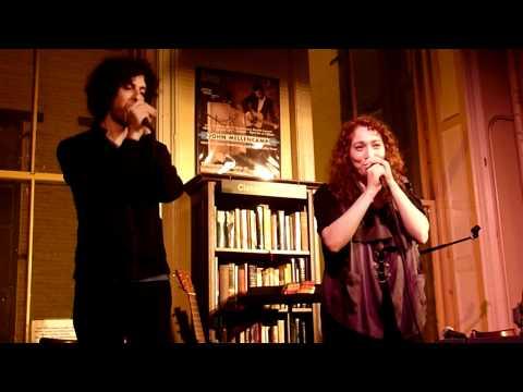 Regina Spektor Feat. Jack Dishel - Hotel Song Live At Housing Works, NYC
