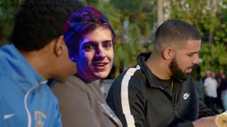 Drake Giving Ninja a Medkit - God