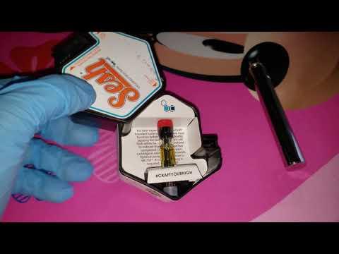 Craft Concentrates THC Vape