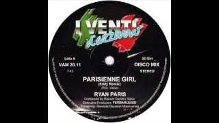 RYAN PARIS - PARISIENNE GIRL (EDDY REMIX) (℗2012)