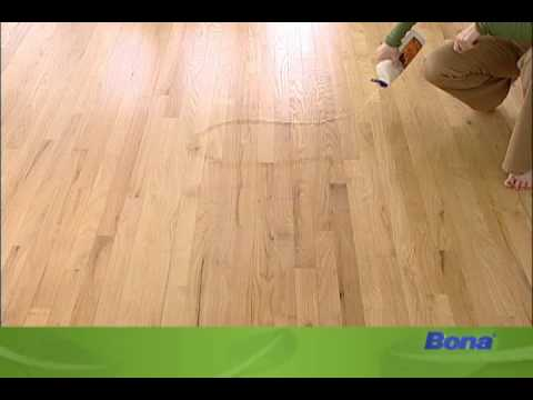 bona floor polish - youtube