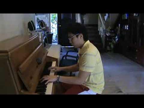 Nicholas Teo - Dan Ni Gu Dan Piano by Ray Mak