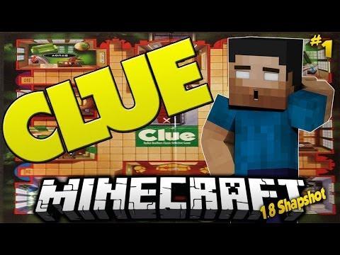 Minecraft CLUE