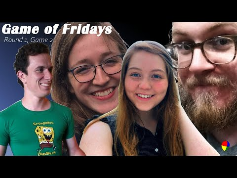 Game of Fridays, Round 1 Game 2