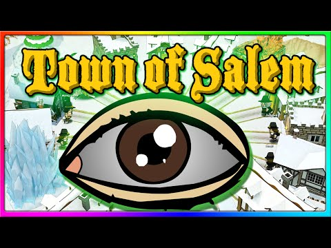 NEW DOUCHE MAYOR! (Town of Salem Lookout Gameplay!)