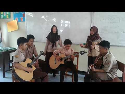 Lagu Mojang Priangan (cover)byBand Smansaba