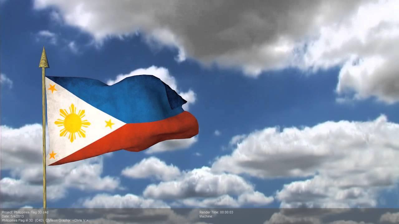 3d philippines flag c4d youtube - Philippine flag images ...