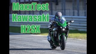MaxxTest: Kawasaki H2SX