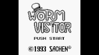 Worm Visitor [GB] - Real Time Longplay (No death)