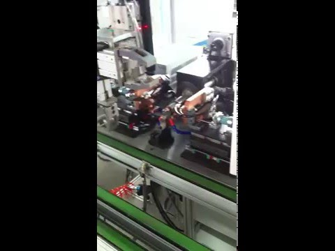 S3 type automation customized rotor production machines
