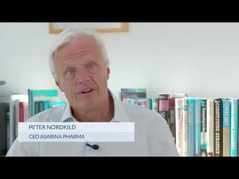 Asarina Pharma utvecklar världens första riktade behandling för PMDS