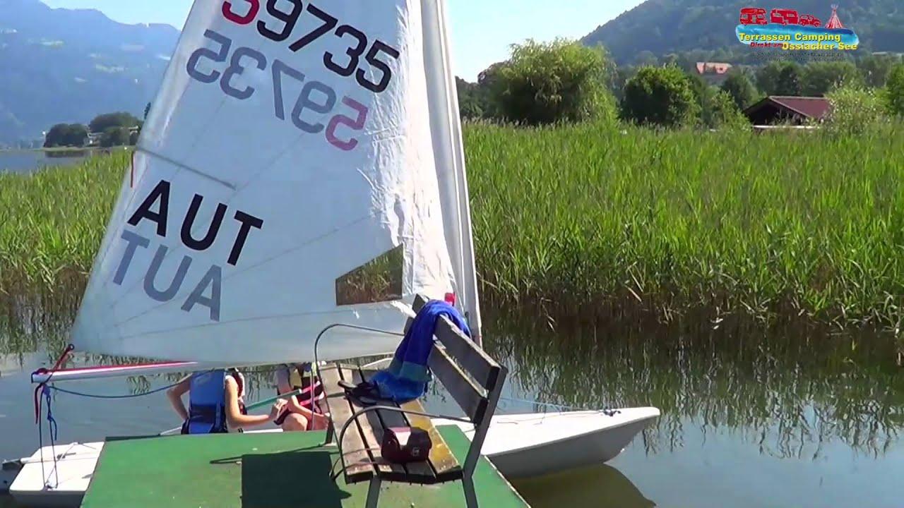 Mobilheime Ossiacher See : Schulsportwochen spass am terrassen camping ossiacher see youtube