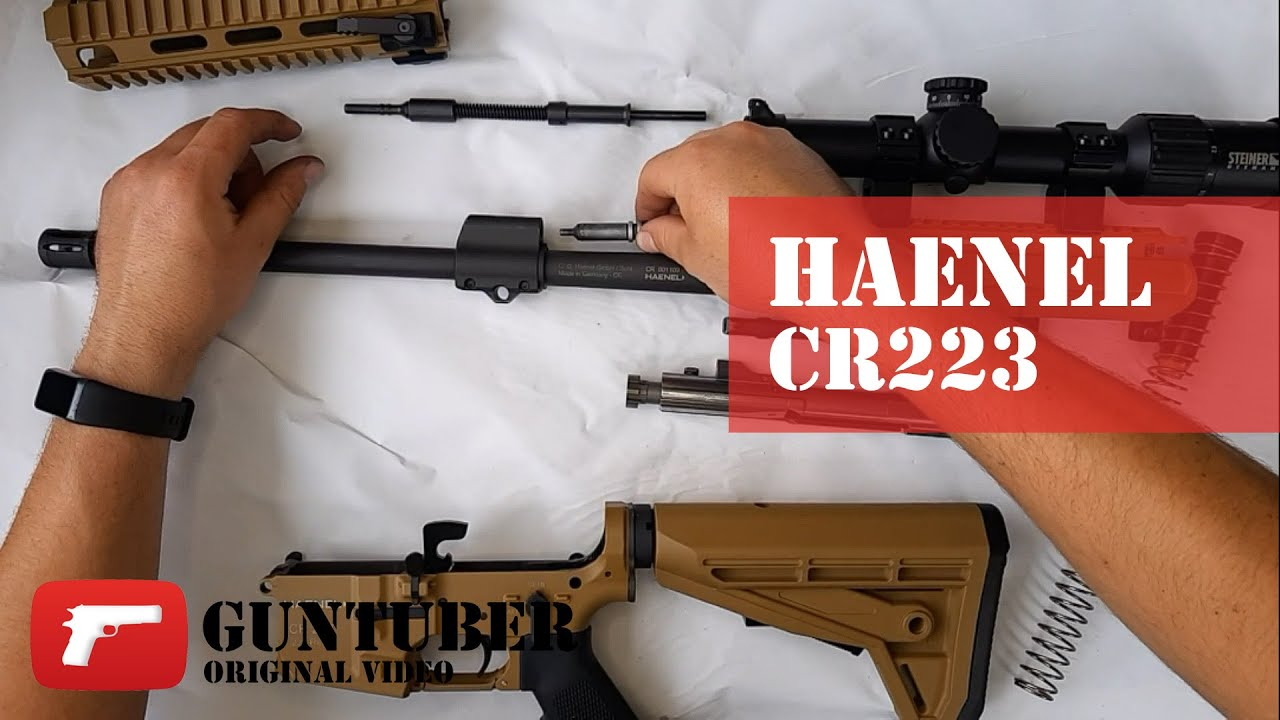 Download Haenel CR223 .223 Rem. - How to Disassembly and Reassembly (Field Strip)
