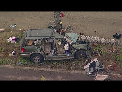 Tres Muertos en Accidente de carro en Oxnard, California