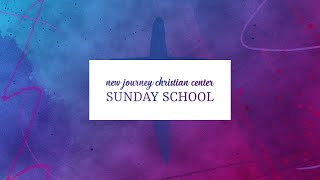 Sunday School April 4, 2021