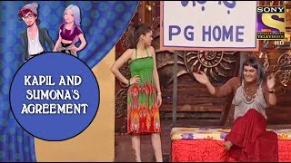 Kapil And Sumona's PG Home Agreement - Jodi Kamaal Ki
