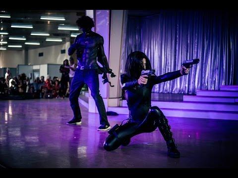 Fan Expo Odessa 2016  (Freedom & Nod )- Underworld