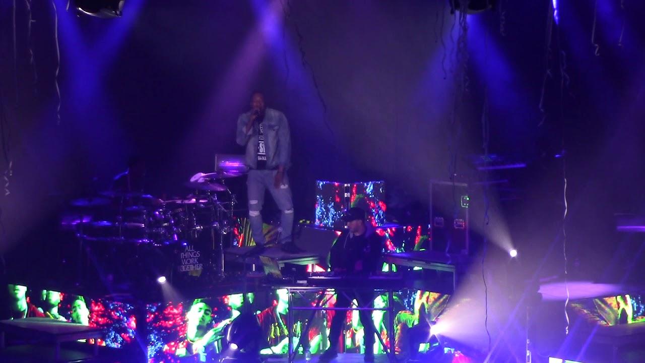 Lecrae - Whatchu Mean Live