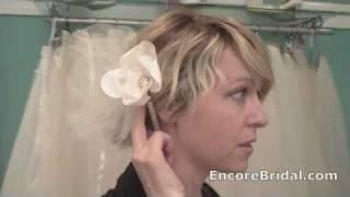 Four Ways to Wear a Tulle Blusher Veil w/ Jolene Picone Thumbnail