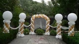 Оформление / украшение Свадеб шарами г. Сумы 099 248 64 01
