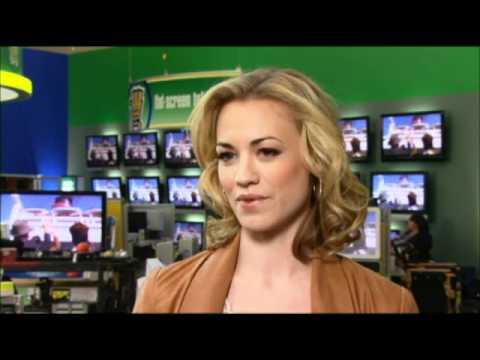 Chuck - Series Finale EPK: Yvonne Strahovski Interview