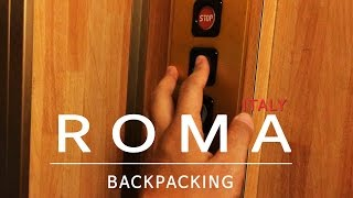 Backpacking Europe _ Elevator In Italy