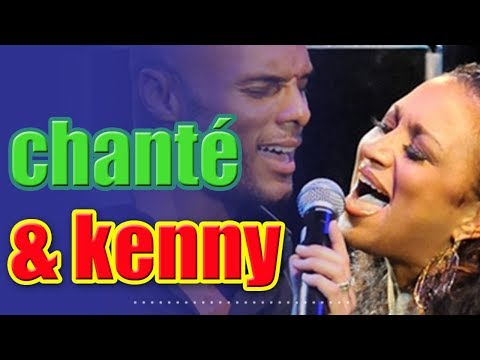 Kenny Lattimore and Chante Moore You Don't Have To Cry