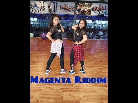 Magenta Riddim  Dj Snake Dance choreography