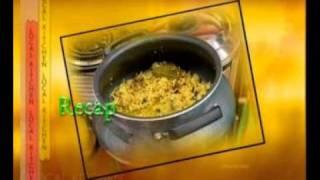 Recipes - Keema Pulav Preparation