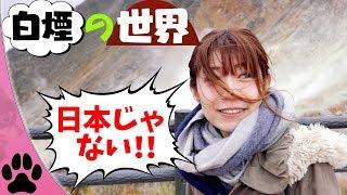 【箱根旅行4/4】大涌谷の硫黄が日本とは思えない景色!最後は超絶ハプニングが……笑 thumbnail