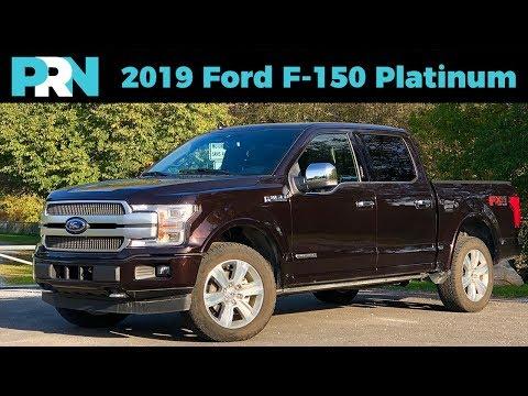 2019 Ford F-150 Platinum PowerStroke Turbo-Diesel V6 Review
