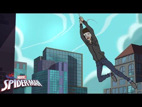 Origin 3 | Marvel's Spider-Man | Disney XD