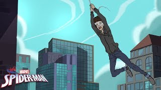 Origin 3 | Marvel's Spider-Man | Disney XD