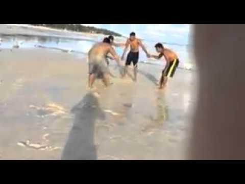 Beach kabaddi cup in bogo city cebu Philippines