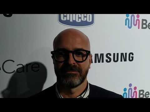 Francesco Cordani, head of marcom Samsung Italia: con Chicco nasce BebèCare