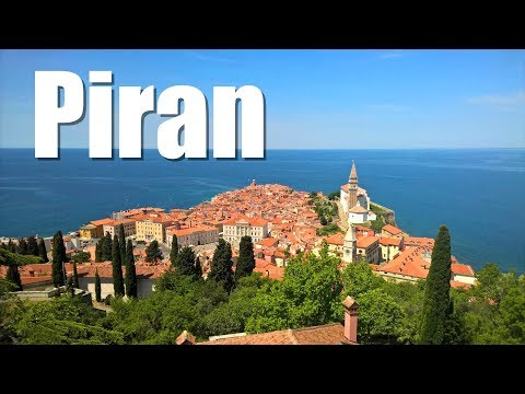 Piran City Tour, Slovenia. Guía de Pirán, Eslovenia.