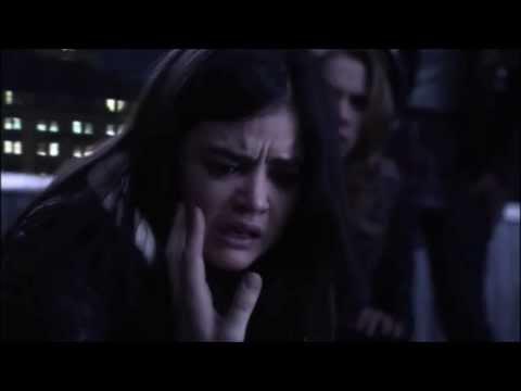 PLL 4x24 - Ezra Death Scene VOSTFR
