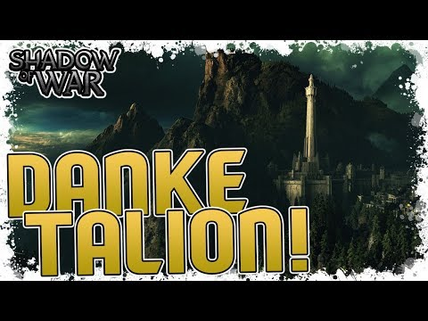 Gondor dankt uns! - Mittelerde: Schatten des Krieges Gameplay #4