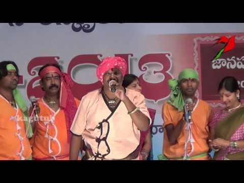 vaddepalli srinivas singing kodipaya lacchammadi folk song