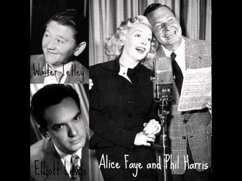 The Phil Harris Alice Faye Show - Phil's New Secretary