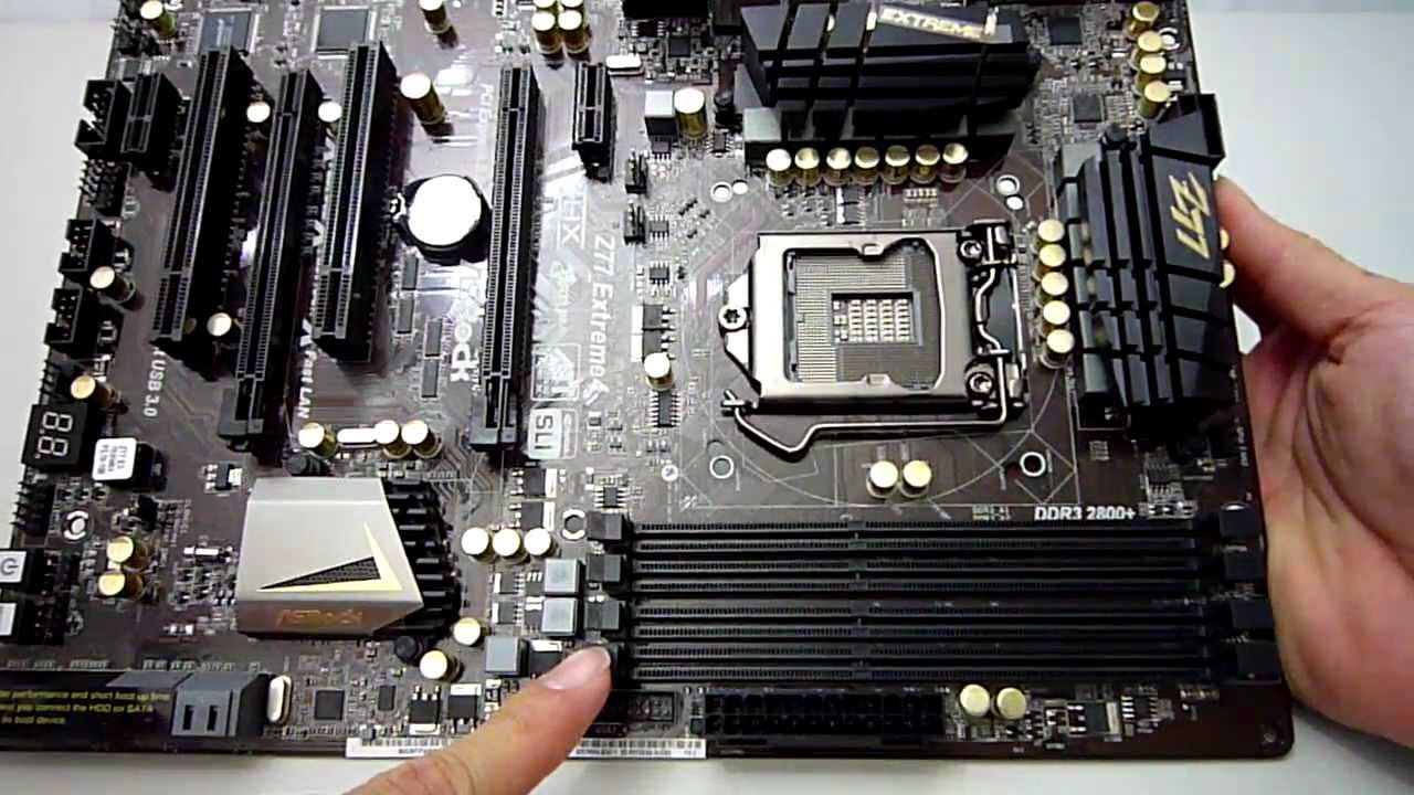 Asrock Z77 Extreme3 Rapid SATA Switch Drivers Update