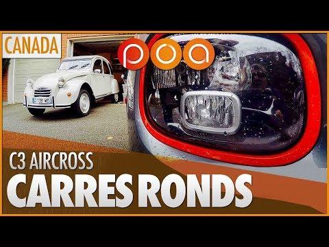 POA AU CANADA (6) : LES CARRES RONDS !