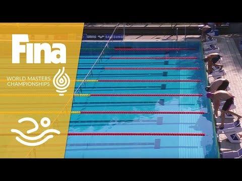 LIVE - Swimming Day 4: Hajos Pool A | FINA World Masters Championships 2017 - Budapest